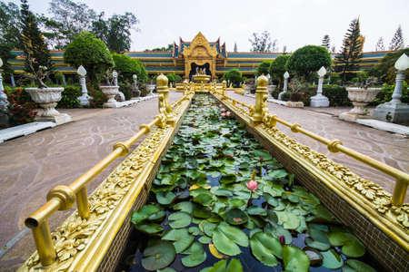 chaimongkol: Wat Chaimongkol Thailand Roi Et
