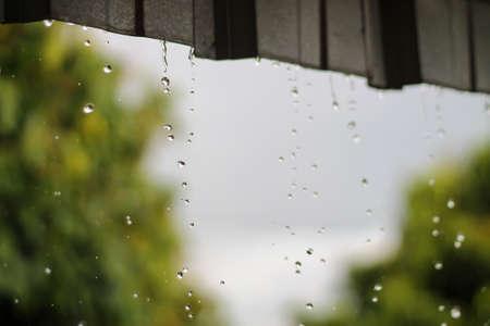 hailing: its raining