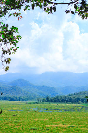 Lamphun, Thailand constricted reservoirs mother nature.