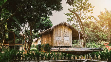 cool outdoor backgrounds. Bamboo Hut In Nature, Landscape, Cool Environment, Outdoor, Background Vacations Outdoor Backgrounds S