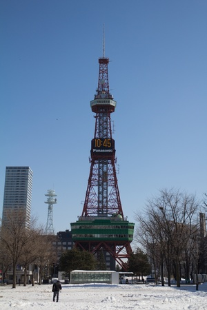 TV Tower in japan