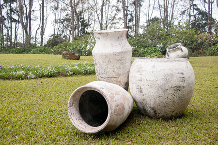 Marble pottery