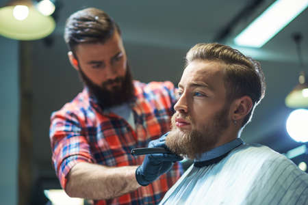 barber shop: Professional in barber shop