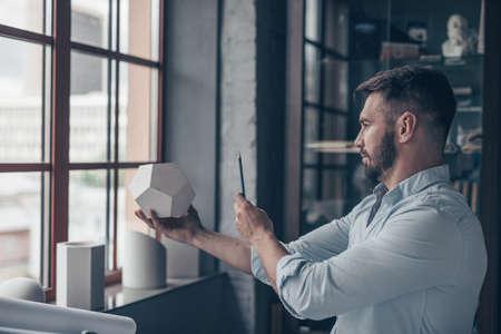 Working mature man Reklamní fotografie