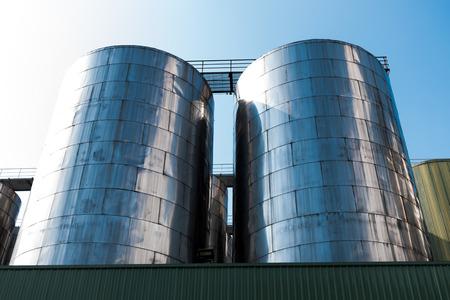 Bierfabrik Braumaschinen