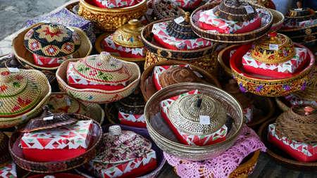 Hindu offerings in Bali