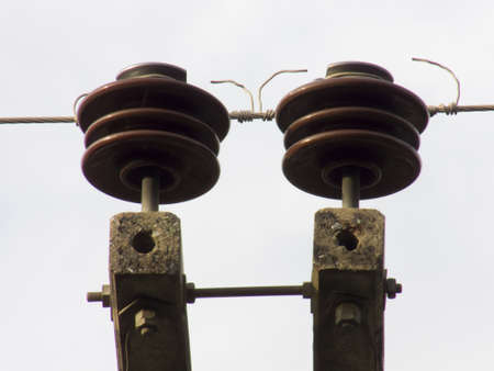 voltages: Electrical insulator