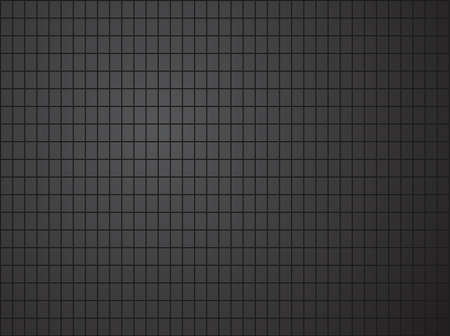 dark background with quadrilateral pattern Vector