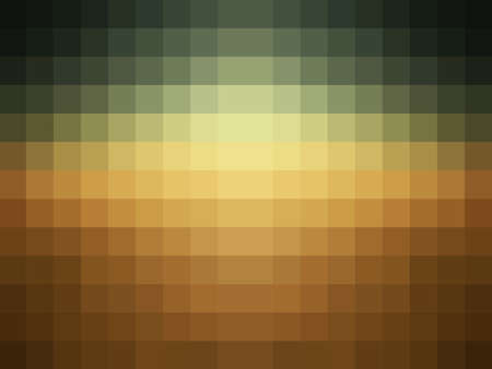 abstract square pixel mosaic Stock Vector - 27701319