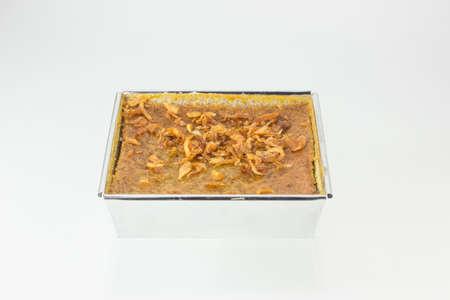 kaeng: Mung Bean Thai Custard Dessert Recipe  Khanom Maw Kaeng