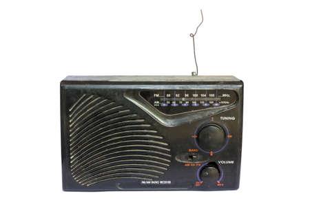 transistor: Antiguo radio de transistores
