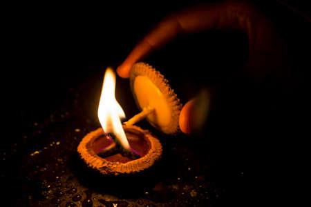 kindle: kindle flame on torch
