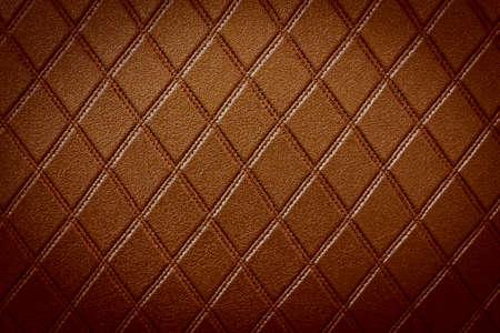 Retro leather texture Banco de Imagens