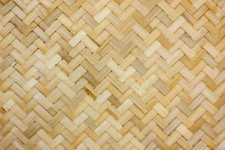 weave: bamboo weave background