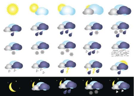 Weather Stock Vector - 903040