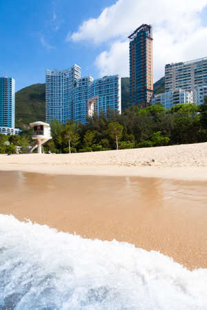 high end: The Repulse Bay is one of the high end living area in Hong Kong.