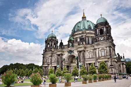 dom: Berlin cathedral (Berliner Dom), Berlin Germany