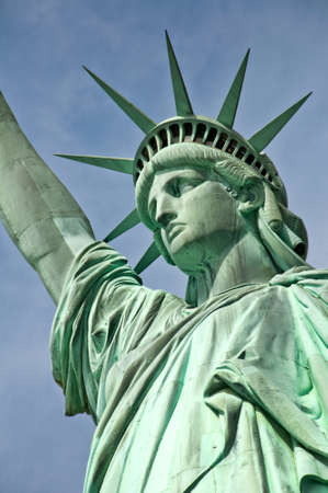 The statue of liberty, New York, USA photo