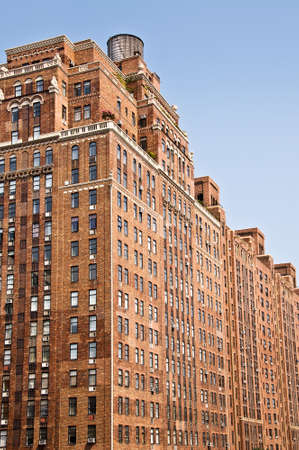 Old Bricks Building Facade Manhattan New York City USA Photo