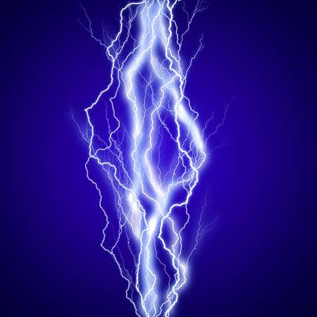 energia electrica: Vertical alivios efecto de fondo de cielo azul