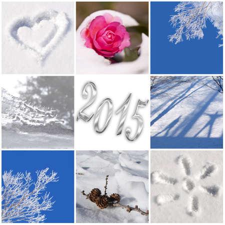 winter photos: 2015, snow and winter photos collage