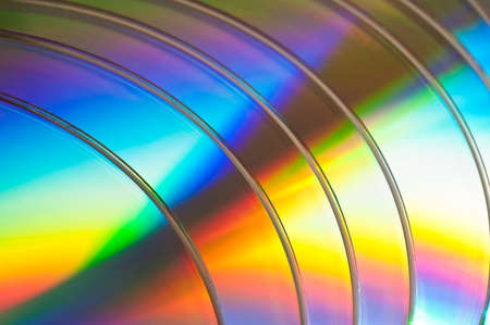 dvds: Background of compact disks or dvds