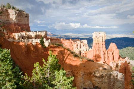 bryce canyon: Bryce canyon agua canyon