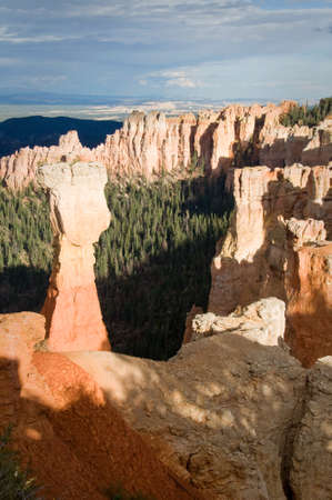 bryce canyon: Bryce canyon Agua canyon Utah USA Stock Photo