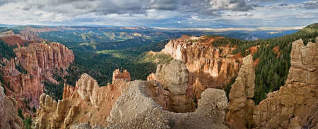 bryce canyon: Bryce canyon national park, Utah, USA Stock Photo