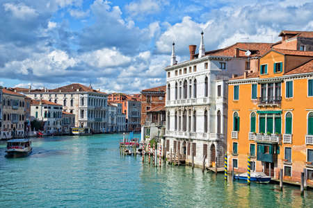 grand canal: Venice Italy, the Grand Canal