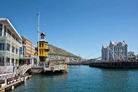 cape town: Cape Town Waterfront, South Africa