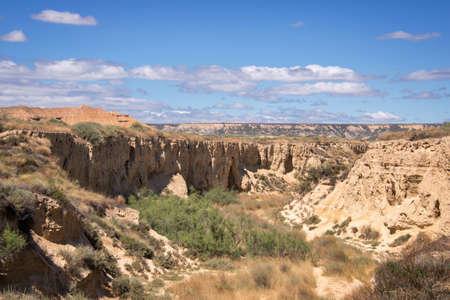 navarra: Bardenas Reales nature park, Navarra, Spain