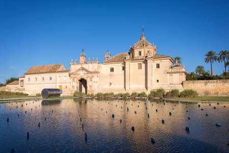 art museum: The Monastery of the Cartuja, now the site of the Andalusian Contemporary Art Center in Seville, Spain