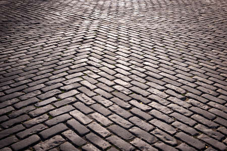 pavement: Old pavement  texture Stock Photo
