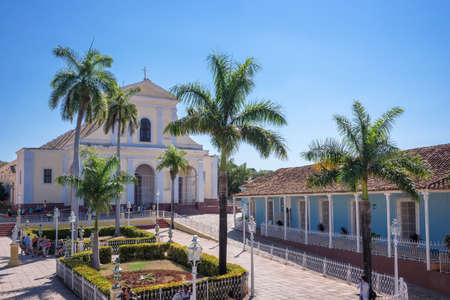 mayor: Plaza Mayor, Trinidad, Cuba