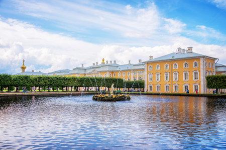 saint: Peterhof, Saint Petersburg, Russia