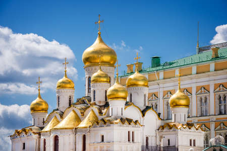 arden: Cathedral of the Annunciation on Cathedral square, Moscow Kremlin, Russia