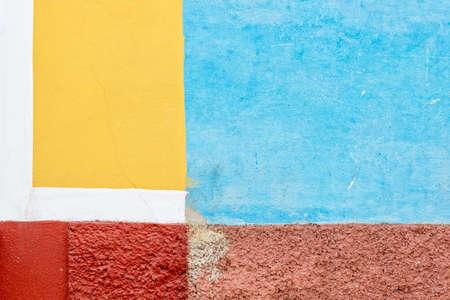Colorful walls of Trinidad, Cuba Stock Photo