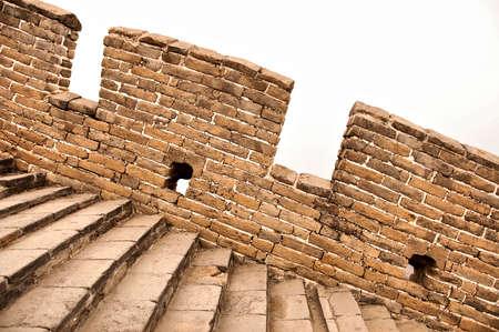 mutianyu: Great wall of China near Beijing