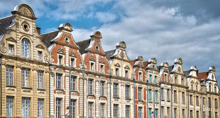 Place des Heros, Arras, North of France