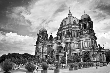 Berlin cathedral (Berliner Dom), Berlin Germany
