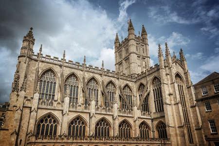 Bath Abbey, Somerset, United Kingdom