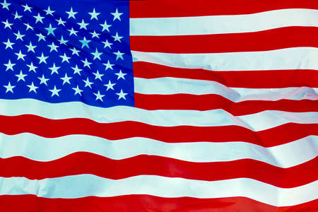 American US flag background