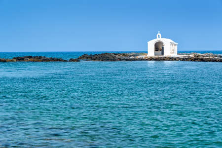 Agios Nikolaos (Saint Nicholas) church, Giorgoupoli in Crete, Greece