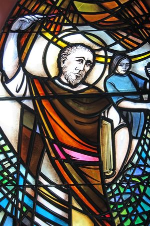 catholocism: St.John Stock Photo