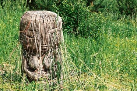 Deidad antigua de la tierra y la fertilidad Pachamama