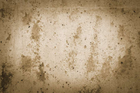 Old brown wall. Wall background with spots. 免版税图像