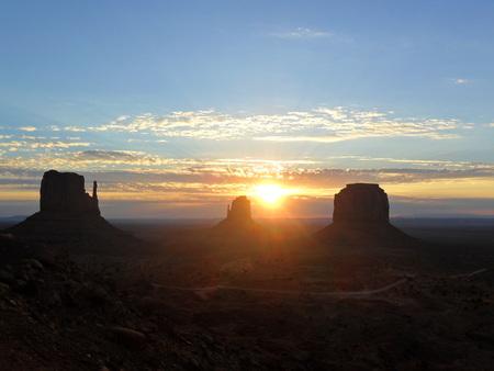 Monument Valley Banco de Imagens