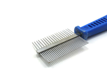 Comb for the animals. Stock Photo - 21568813