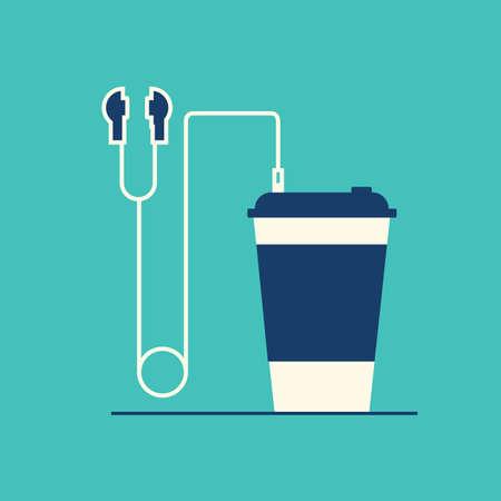 뮤지컬과 커피
